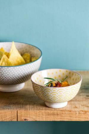 Ciotoline Matisse in ceramica