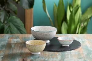 Ciotoline Monet in ceramica