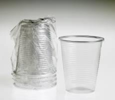 Bicchiere imbustato singolarmente