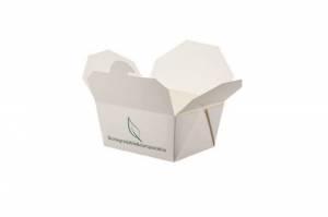 Take away box - Street Food compostabile